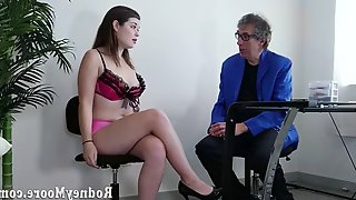 Anastasia rose fucks with old man