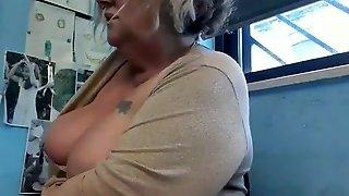 Italian horny mother