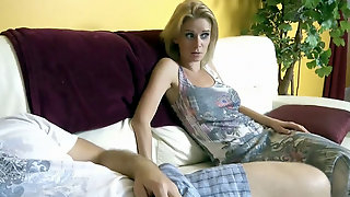Stepmom & NOT her Stepson Affair 26 (Helping My Son)