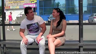 Russian certitude assuredly GD porn video featuring picked up and fucked girls