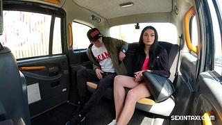 She exchanged an faithless boyfriend for a taxi-cub driver