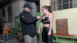 Accompanying chick Mila On God's green earth loves gets a ballgag during throes session