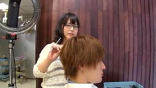 Chubby Japanese non-professional Kawai Mayu moans while riding a dick