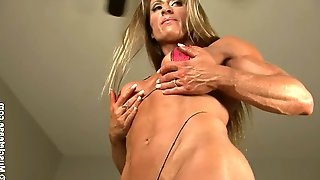 Maria garcia at muscle tease