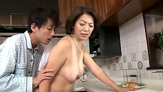 My Sons Morning Glory - Japanese Porn